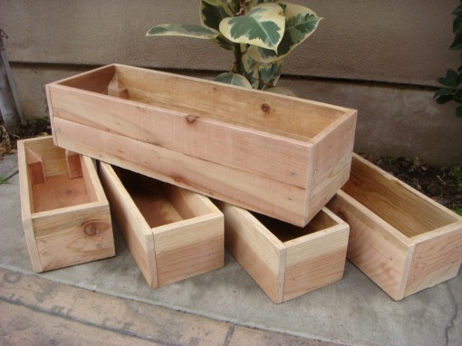 Build Your Own Planter Box Square Deal Lumber